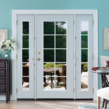 patio doors with sideels single doorith sideindows best aluminium