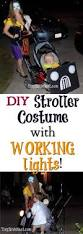Halloween Costume With Lights by Diy Stroller Halloween