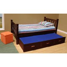 Twin Bed Frame With Mattress Cameron Twin Trundle Bed