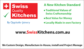 Kitchen Designs Canberra Swiss Style