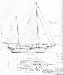 looking for 30 u0027 to 38 u0027 strip composit sailboat designs