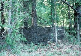 Pop Up Ground Blind Getting Grounded Mississippi Sportsman Content La