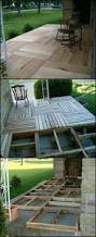 Renovate Backyard Pallet Flooring Easy To Build At No Cost Pallets Porch And