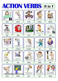 comprehensive list of action verbs u2013 job resume example