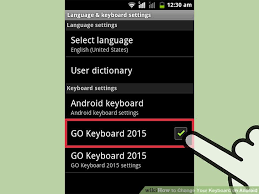 how to change keyboard on android how to change your keyboard on android 8 steps with pictures