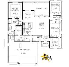 floor plan 5 star builders mustang u0026 okc