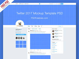 layout of twitter page twitter 2017 mockup template free psd download download psd