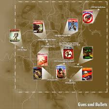 Fallout 4 Map With Locations by Guns And Bullets Fallout 4 Fallout Wiki Fandom Powered By Wikia