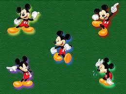 free mickey mouse wallpaper wallpapersafari
