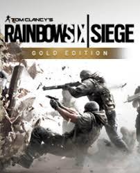 Buy Rainbow Six Siege Gold Tom Clancys Rainbow Six Siege Gold Edition Uplay Buy