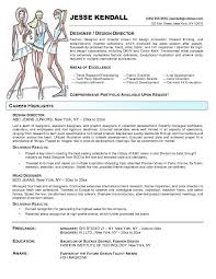 Design Resumes Examples by Best 25 Fashion Resume Ideas Only On Pinterest Internship
