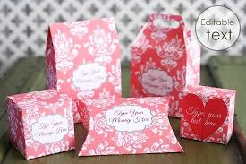 christmas gift wrap sets printable gift boxes personalize and print at home