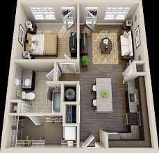 Double Bedroom Independent House Plans One Bedroom House Floor Plans Luxamcc Org