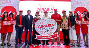 airasia travel fair enjoy travel deals at the penang debut of airasia travel fair 2015