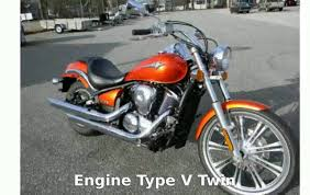 2009 kawasaki vulcan 900 custom review specification youtube