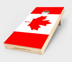 Dimensions Of Canadian Flag Canadian Flag Decal Chuggles Decals