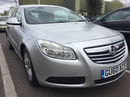 used vauxhall insignia exclusiv 2010 cars for sale motors co uk