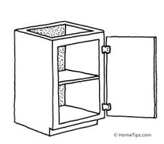 Kitchen Cabinet Diagrams Kitchen Cabinets Buying Guide