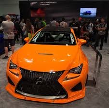 rcf lexus orange born to perform kw suspension variant 3 for lexus rc f kw