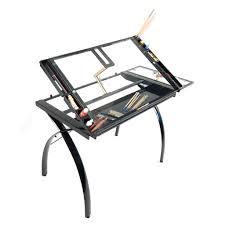 Studio Designs Drafting Tables Studio Designs Futura Craft Station With Folding Shelf