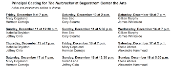 abt u0027s the nutcracker at segerstrom center u2022 living mi vida loca
