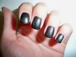 nail polish stunning grey matte nail polish matt colored acrylic