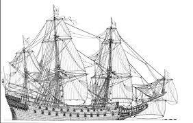 Model Ship Plans Free Wooden by