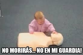 Cpr Dummy Meme - the office cpr gifs tenor