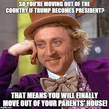 Moving Out Meme - creepy condescending wonka meme imgflip