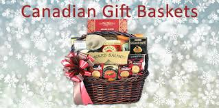 canadian gift baskets my my