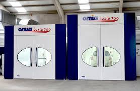 chambre de peinture automobile cabine de peinture luxia omia prix de l équipement de l ée