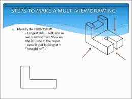 multiview drawing youtube