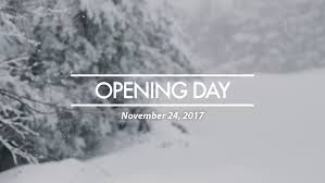opening day 2017 18 waterville valley resort