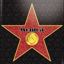 small walk of fame star decals shindigz