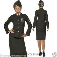 wwii navy officers costume 40 u0027s sailor fancy dress ladies womens