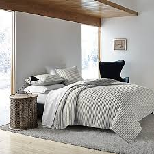 Ellen Degeneres Interior Design Ed Ellen Degeneres Horizon Quilt In Grey Bed Bath U0026 Beyond