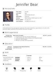 kickresume create beautiful resume and cover letter in minutes