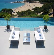 Modern Pool Furniture by Modern Outdoor Patio Furniture Nautico By Ubica