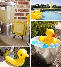 plano birthday photographer one year party rubber ducky party