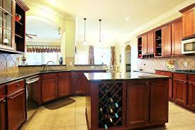 wine rack island kitchen u2013 pixelkitchen co