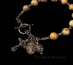 chaplet of the holy miraculous medal rosary bracelet chaplet holy spirit st