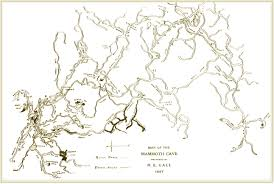 New York Sinkhole Map by Kentucky Karst Map Mammoth Cave National Park Search For
