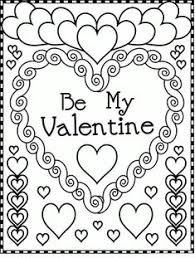 you could print several of these out and make a coloring book or