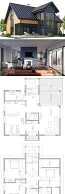 cabin design plans plan 18733ck wrap around porch house cabin and future