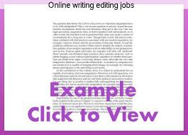 jobs for freelance writers and editors online writing editing jobs term paper academic service