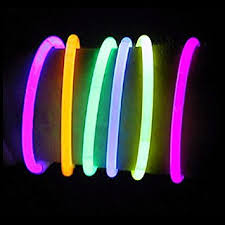 300 8 lumistick brand glow light stick bracelets