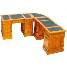 bureau style anglais bureau style victorien petit bureau en bois if de style victorien