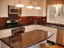 white kitchen countertops with brown cabinets 6 top brown kitchen countertops with white cabinets