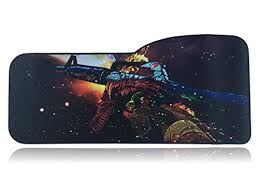 Gaming Desk Pad Extended Size Custom Gaming Mouse Pad Anti Slip Rubber