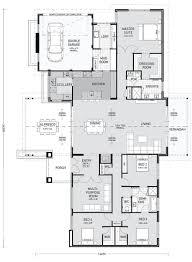 large kitchen floor plans floor plan friday open plan mud room scullery alfresco